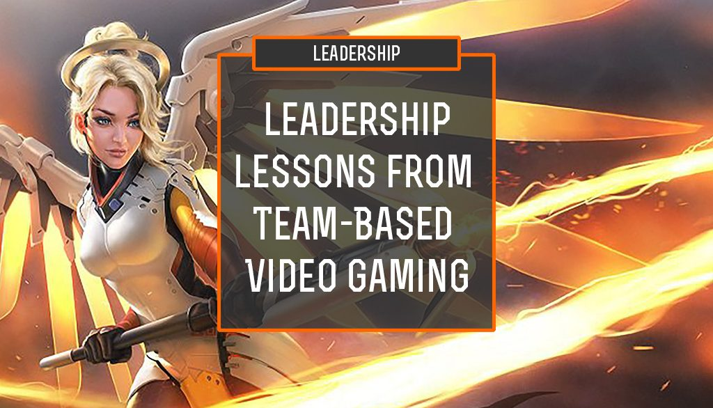 Leadership Lessons from Team-Based Videogaming
